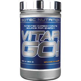 SCITEC Vitargo Carboloader Drink Powder 900g, Orange